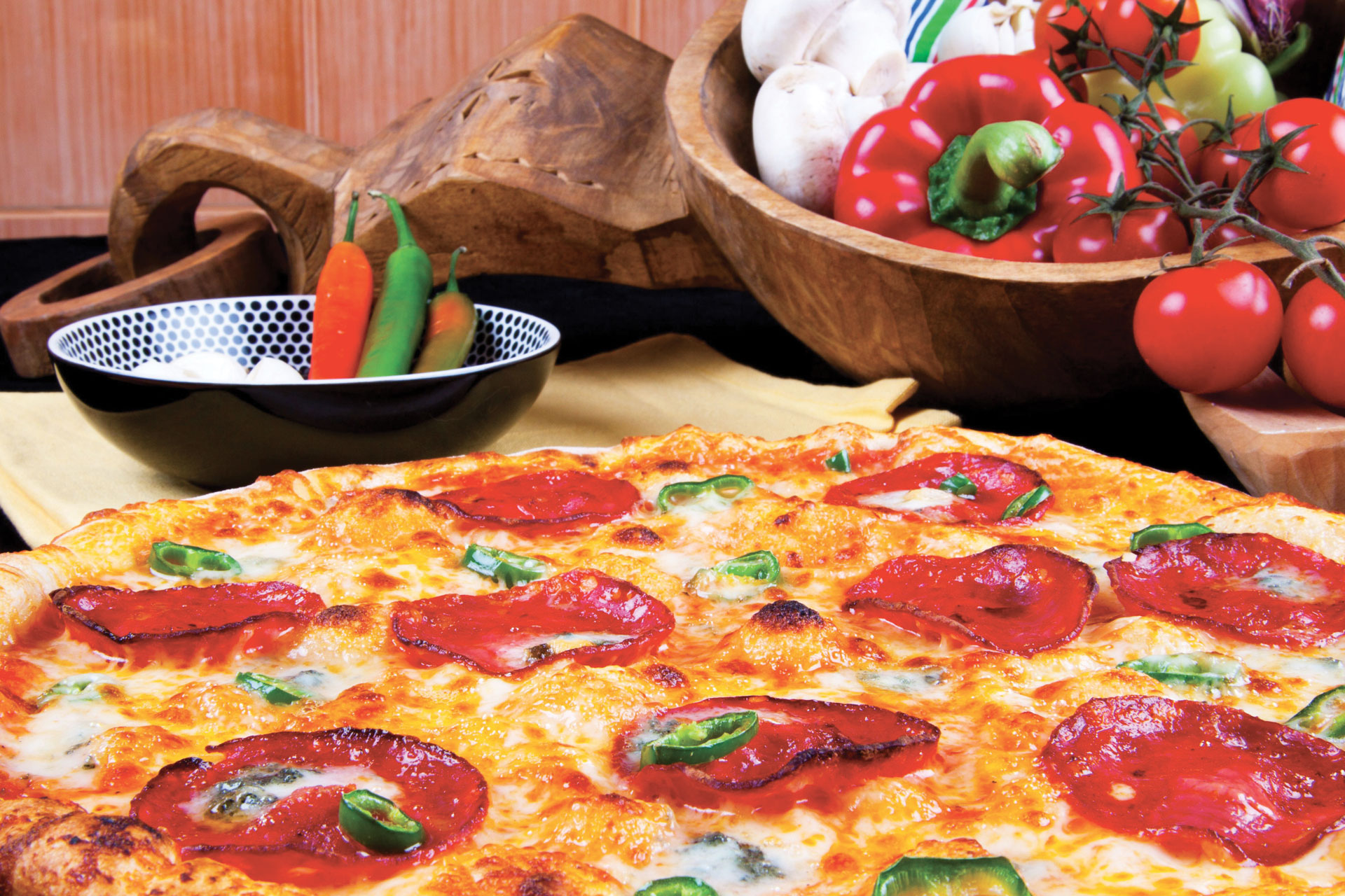 DiMaria's Pizza & Italian Kitchen